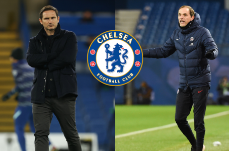 Just In: Lampard To Be Sacked By Chelsea With Thomas Tuchel Set To Take Over