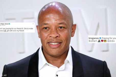 Rapper Dr Dre Dscharged From Hospital After Undergoing Lifesaving Surgery