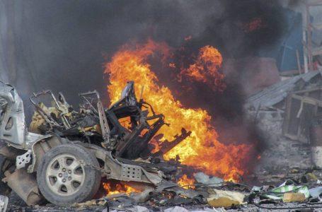 Al-Shabaab Attack Hotel In Mogadishu