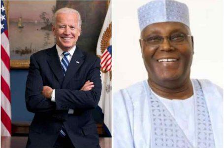 Atiku Urges Biden To Help Nigeria Fight Terrorism