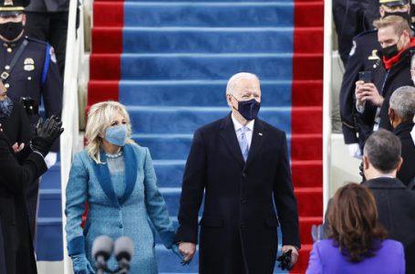 World Leaders Welcome Biden, Knock Trump