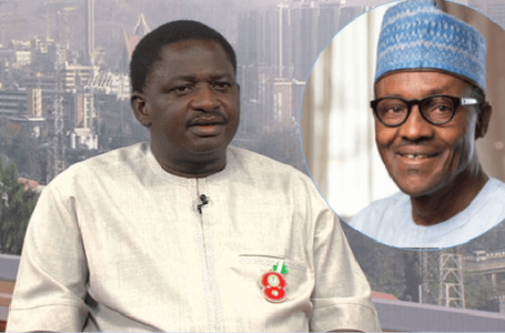 Adesina Raises Alarm Over Plot By Unnamed Online Blogs To Embark On Smear Campaign Against Buhari