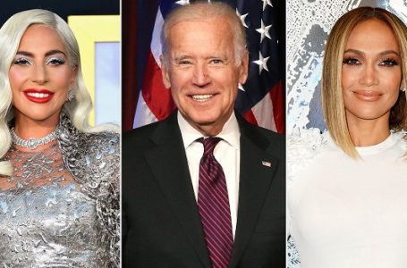 Lady Gaga, Jennifer Lopez To Perform At Biden's Inauguration