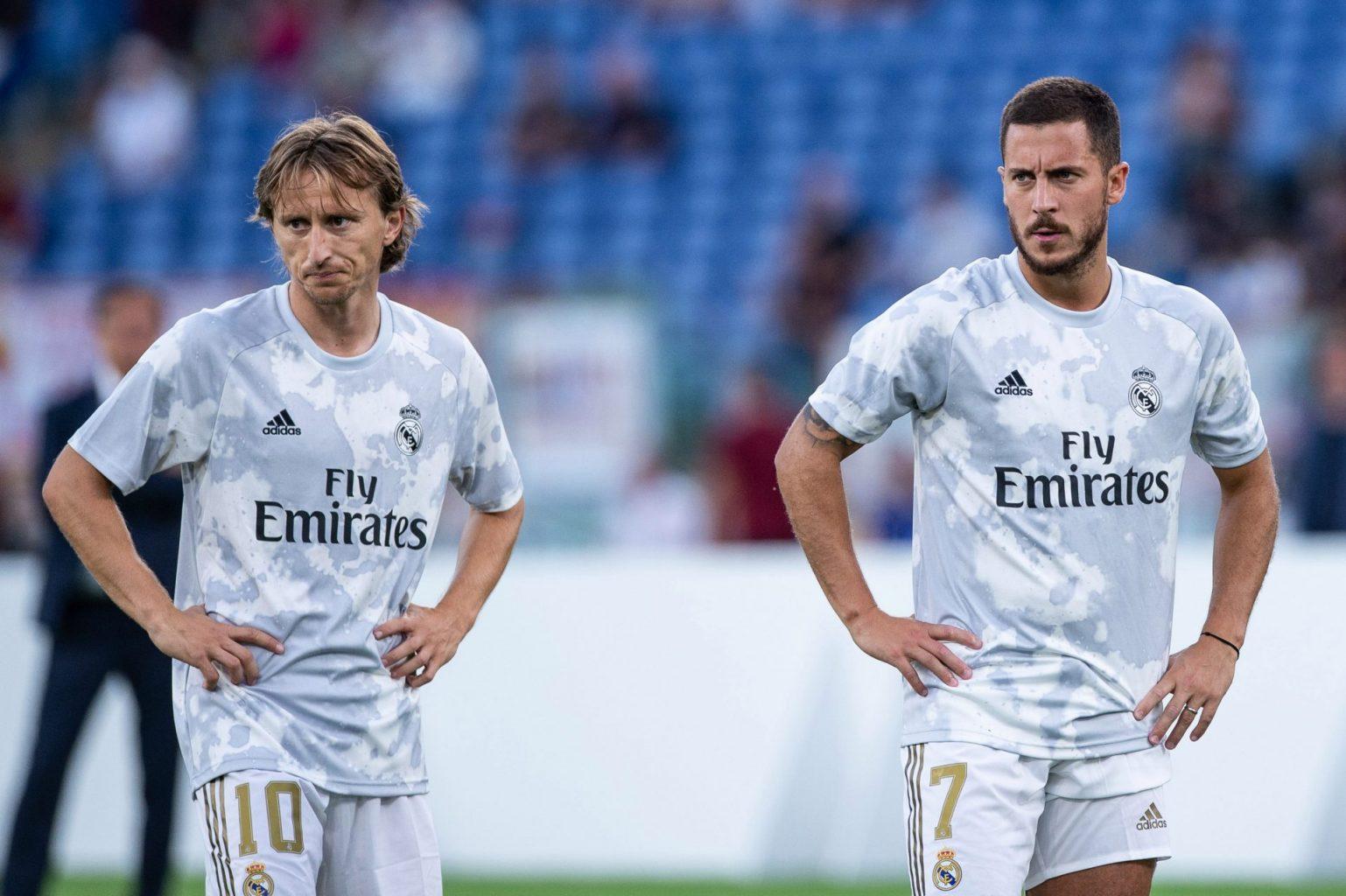 Hazard Needs Time To Get Fit – Real Madrid Midfielder, Modric