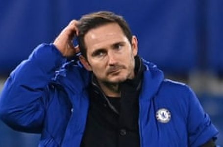 Chelsea Against Recruiting Interim Manager To Replace Lampard