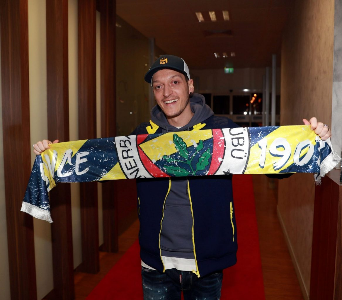 I'm Very Excited To Join Fenerbahce – Ozil