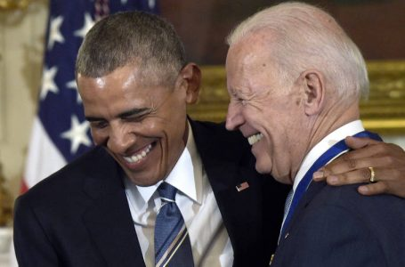'This Is Your Time' – Obama Congratulates Biden