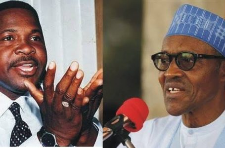 Ozekhome Faults Buhari Over Retirement Of Service Chiefs, Says They Deserved To Be Sacked