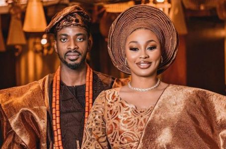 Amidst Cheating Scandal, 9ice's Wife Shocks Many On His Birthday