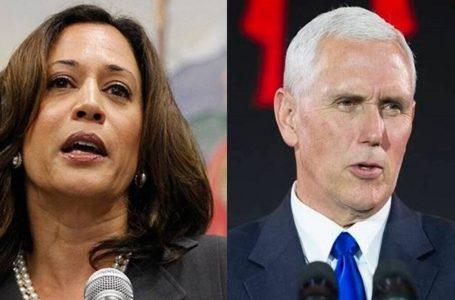 Pence Calls VP-Elect Kamala Harris To Offer Congratulations