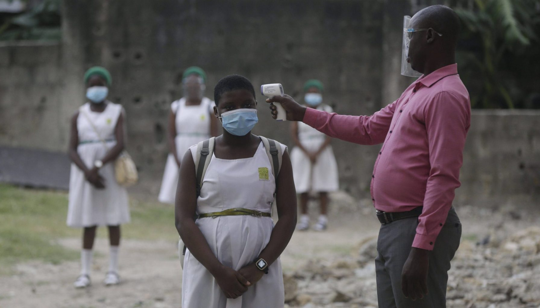 Fears As Schools Reopen In Some Part Of Nigeria Amid COVID-19 Second Wave