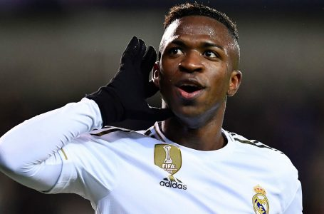 Arsenal Scouting Real Madrid Attacker Vinicius Jr