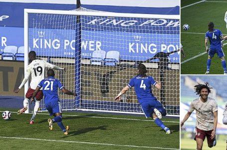 Leicester City 1-3 Arsenal: Luiz Stars As Gunners Earn Vital Win