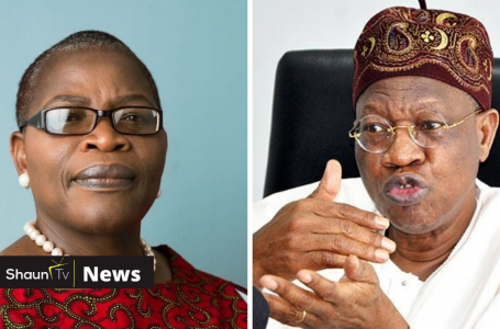 Kagara: Your Statements Are Soulless – Ezekwesili Blasts Lai Mohammed Over Recent Comment On School Kidnapping