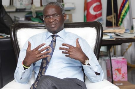 Lagos-Ibadan Expressway Will Be Completed 2022 -Fashola