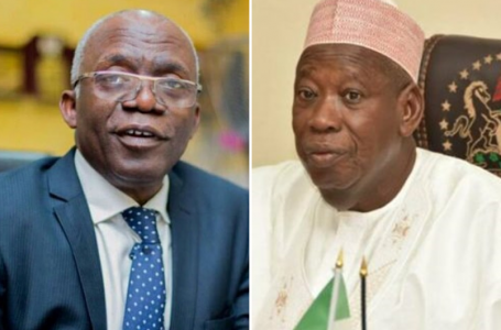 Buhari Called For Jonathan's Resignation But Was Not Jailed — Falana-led Group Condemns Arrest of Ganduje's Ex-aide