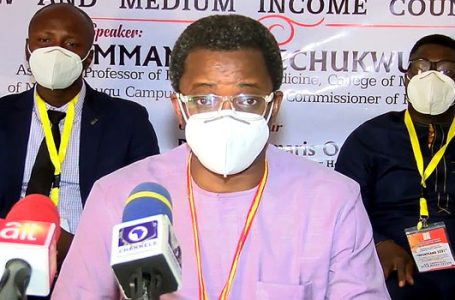 Covid-19: Implement Life Insurance Scheme For Health Workers -NARD President, Uyilawa Urges FG Amid  Increase In COVID-19 Infection Among Health Workers