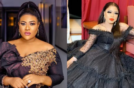 Never In Your Life Mention My Name On Your Stupid Page – Bobrisky Dares Nkechi Blessing For Calling Him Mad