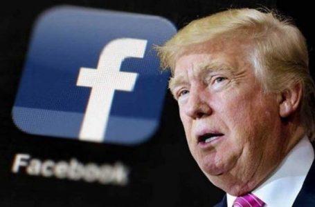 Trump Begs Facebook To Restore Suspended Accounts