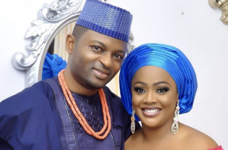 "You Are The King That Allows Your Queen To Reign""- Helen Paul Gushes Over Husband"