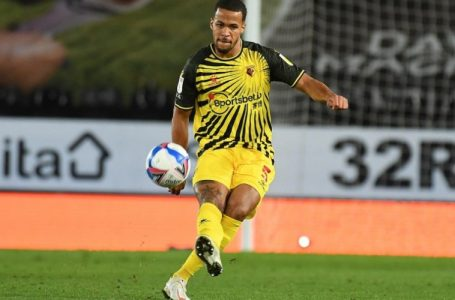 My Target Is To Gain Promotion To Premier League – Watford Defender, Troost-Ekong