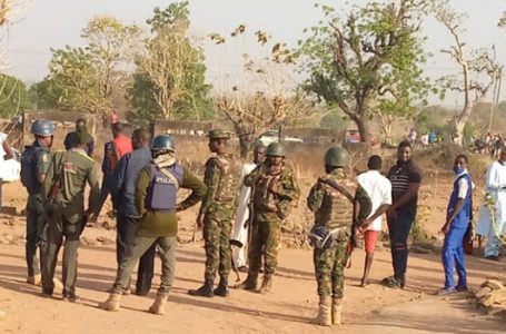 Kidnapped Niger students: FG Considers Political, Military Options