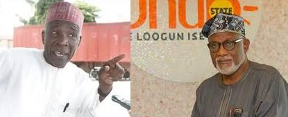 You're An Educated Illiterate – Galadima Blasts Akeredolu Over Calls For Eviction Of Herdsmen