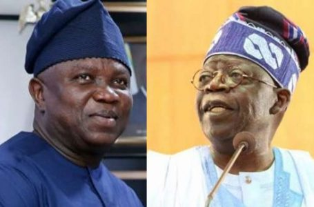 Nigerians Knock Tinubu On Social Media Over Comments On Ambode