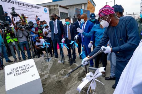 Sanwo-Olu Kicks Off Construction Of Red Line Project From Agbado To Marina