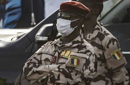 Update: Son Of Late Chad President To Take Over As Head Of Military Council