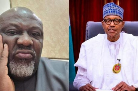 Buhari Snoring While Nigeria Sinks Under Him – Melaye
