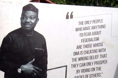 Politicians, Activists Pay Tributes As Odumakin Begins Final Journey Home (Photos)
