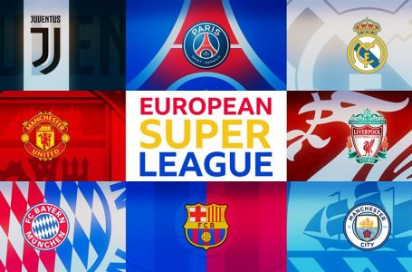 Uproar, Discordant Tunes As European Football Faces Threat Over Proposed Super League