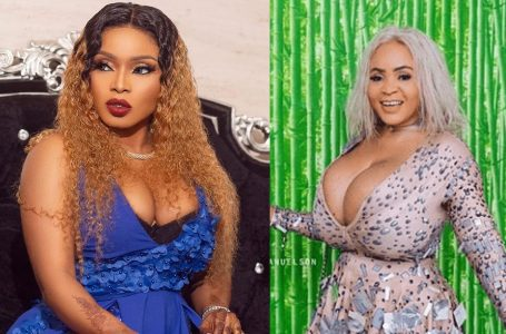 """I Accommodated And Fed Her For 1-Year"" – Halima Abubakar Drags Cossy Orijiakor After Dealing With Bobrisky"