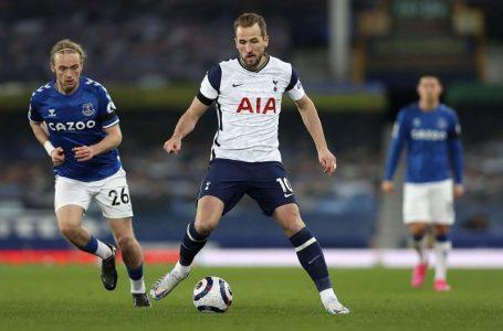 EPL: Kane Injured As Spurs Draw With Everton