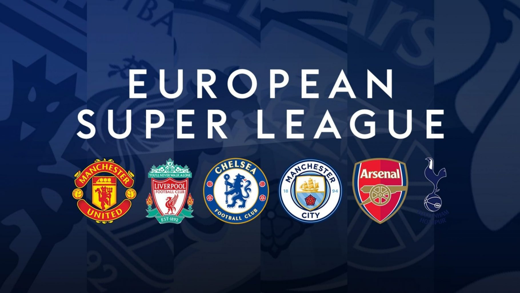 Super League Set To Sue UEFA Over Threat To Ban Barca, Chelsea, Real Madrid, Others