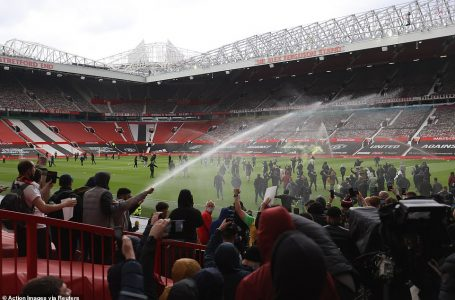 Man Utd, Liverpool Clash Officially Postponed After Anti-Glazer Protest At Old Trafford