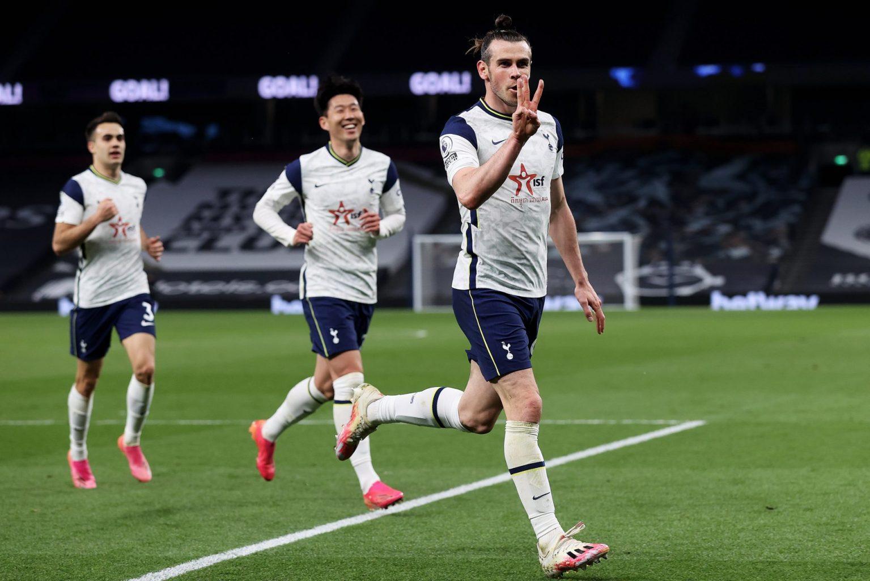 Bale's Hat-Trick Sinks Sheffield United